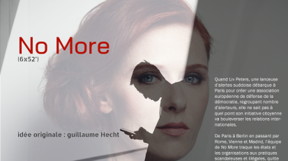 NO MORE (série TV)